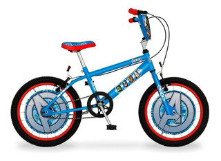 Bicicleta Infantil Enrique Rodado 14 Disney Avengers 874 *10