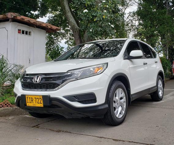 Honda Cr-v Cityplus Automatica