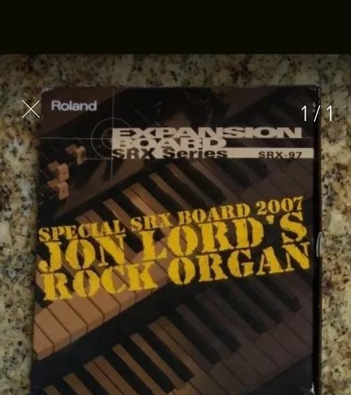 Placa Srx 97 Roland