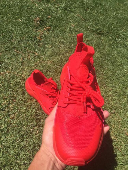 Nike Huarache Rojas
