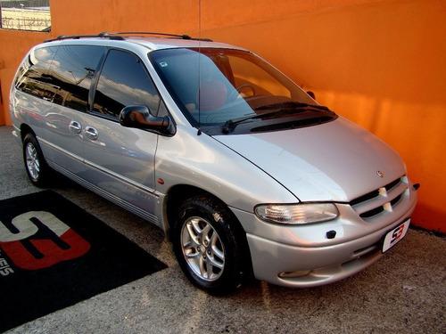 Chrysler Grand Caravan 3.8 Lx 4x4 V6 12v Gasolina 4p