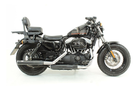 Harley-davidson Sportster Forty-eight 2015 Preta