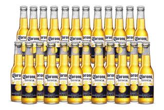 Cerveza Corona Pack X24 355 Ml Distribuidora San Nicolas