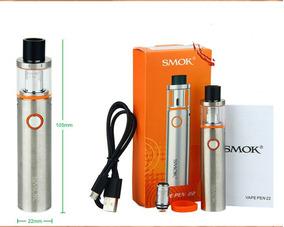 Smok Vape Pen V22, 20 W Vapeador Cigarrillo Electrónico
