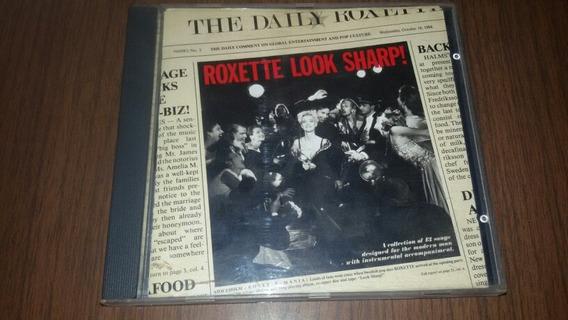 Roxette Look Sharp! Cd