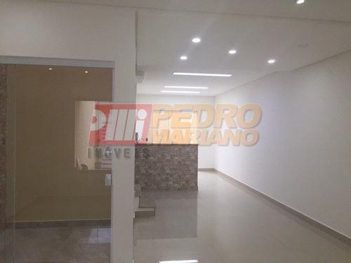 Sobrado No Bairro Vila Alvinopolis Em Sao Bernardo Do Campo Com 03 Dormitorios - V-28280