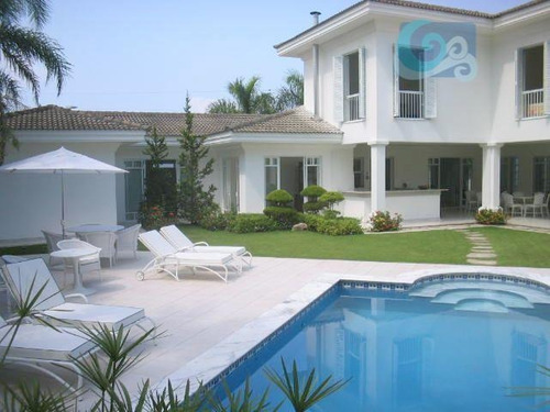 Imagem 1 de 19 de Casa À Venda, Condomínio Jardim Acapulco - Guarujá - Ca0465