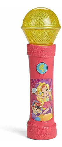 Imagen 1 de 5 de Fisher-price Nickelodeon Sunny Day, De Sunny-cantar Micrófon