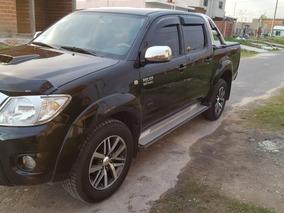 Toyota Hilux 3.0 I Srv Cab Doble 4x2 (2009) Titular