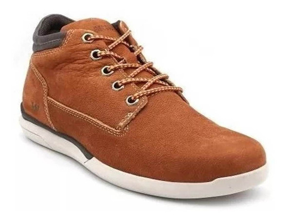 Bota West Coast Coturno Sneaker Masculino - 129502 Whisk