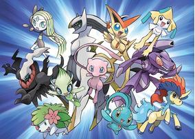 Pacote Lendários Xy Oras (60 Pokémon)