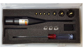 Laser Bore Sight Collimator 7 Bore Adjustable