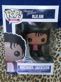 Funko Pop Michael Jackson Billie Jean