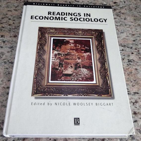 Livro Readings In Economic Sociology Nicole Woolsey Biggart