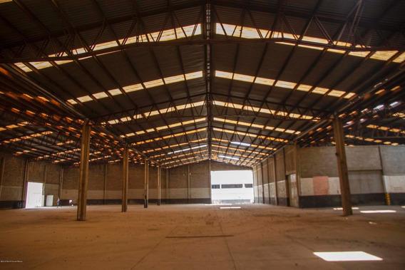 Bodega En Venta En Tultitlan Parque Industrial