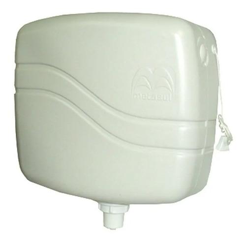 Cisterna Plastica De Pared Blanca Metasul Acra
