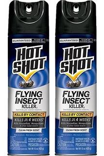 Aerosol Para Matar Insectos Voladores De Inyección Caliente