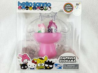 Hello Kitty Capsula Diorama My Melody Hello Sanrio