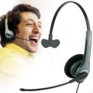 Vincha Mono Headset Auricular Jabra Ena002 Gn2000 Callcenter