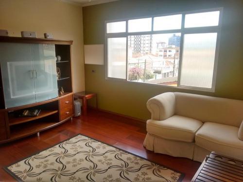 Apartamento Com 2 Dormitórios À Venda, 85 M² Por R$ 370.000,00 - Vila Belmiro - Santos/sp - Ap3450
