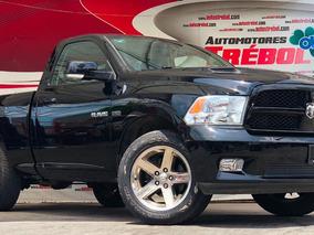 Dodge Ram Rt 4x4 2012 63 Mil Kilómetros