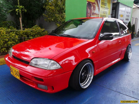 Chevrolet Swift Gti Mt 1300cc Pm