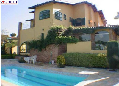 Casa De Condomínio Com 4 Quartos Sendo 3 Suítes À Venda Em Vinhedo - Mr64287