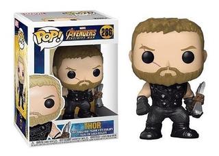 Funko Pop Avengers Infinity War #286 Thor
