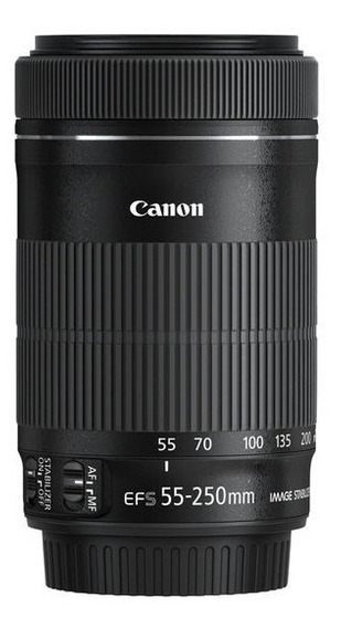 Lente Canon Ef-s 55-250mm F/4-5.6 Is Ii