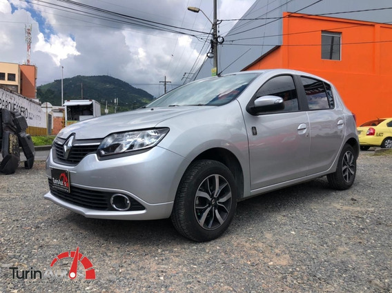 Renault Sandero Intens At 1.6 2020