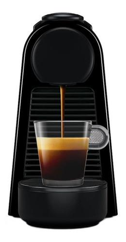 Imagen 1 de 4 de Cafetera Nespresso Essenza Mini D automática black para cápsulas monodosis 220V