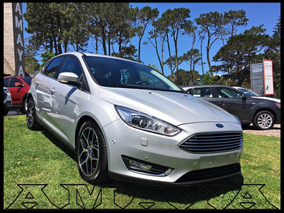 Nuevo Ford Focus Hatch Titanium Automático Amaya