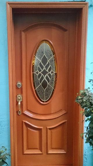 Puertas De Madera Lc953