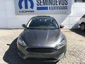 Ford Focus 5p Se Luxury L4/2.0 Aut