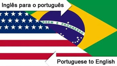 Tradução Inglês - Português