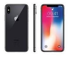 iPhone X Space Gray 64g Novo Na Caixa Com Nota Fiscal