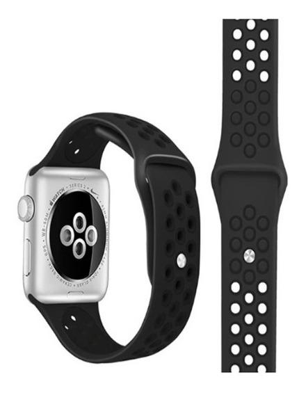Pulseira Sport Apple Watch 42/44mm Series 1/2/3/4 - 2 Cores