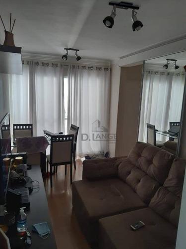 Imagem 1 de 13 de Apartamento Com 2 Dormitórios À Venda, 49 M² Por R$ 260.000,00 - Jardim Do Lago - Campinas/sp - Ap19024