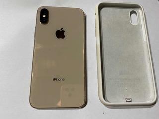 iPhone Xs 64gb Con Garantia Hasta Febrero Como Nuevo De Usa
