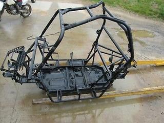 Chassi Principal Sem Motor E Sem Cabina #pn 1017704-458