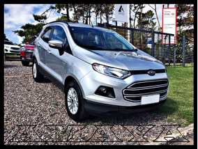 Ford Ecosport Se 0km Entrega Inmediata Amaya
