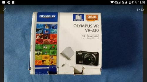 Imagem 1 de 3 de Camera Digital Olympus Vr 330