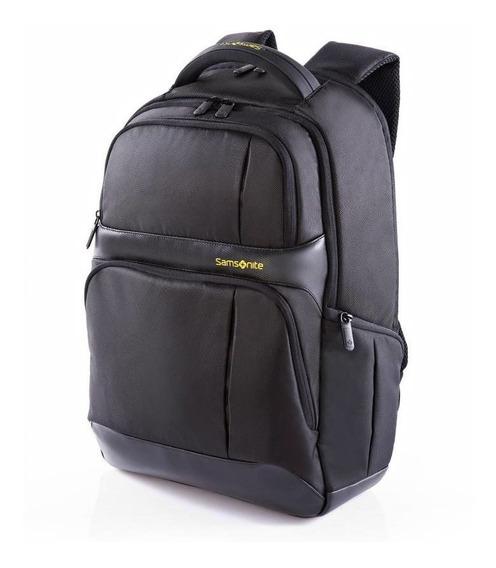 Mochila Samsonite Ikonn Iii Laptop Backpack 15.4 Black