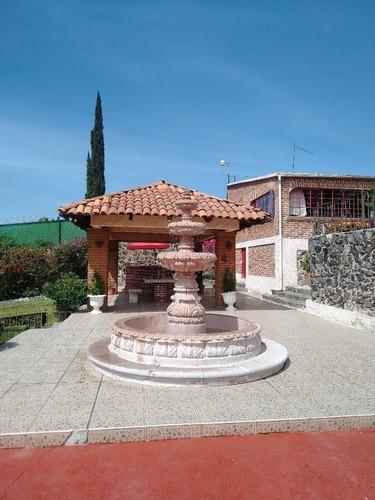 Casa De Descanso En Huehuetoca, Hidalgo