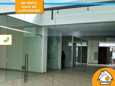 En Venta Local En Centro Comercial Casa Vieja Chia
