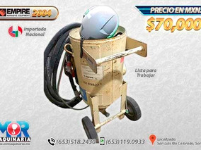 Sand Blaster Empire Xl350, Nacional, Construccion