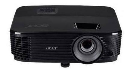 Acer Projetor X1123h 3600 Lumens Svga Hdmi/rgb - Preto