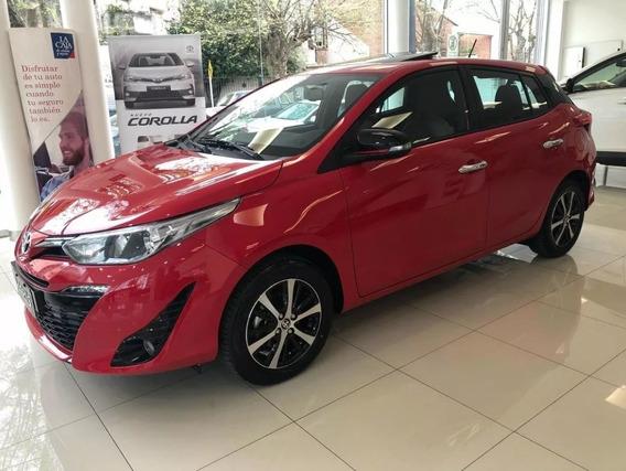 Toyota Yaris S 1.5 7 Cvt 5p (2020)