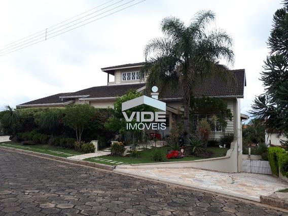 Casa À Venda Em Condomínio - Valinhos - Ca03602 - 32884331