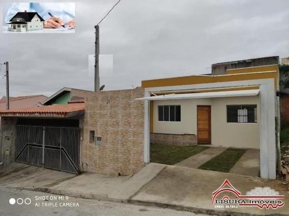 Casa Nova No Jd Santa Paula Jacareí Sp Aceita Carro - 6808